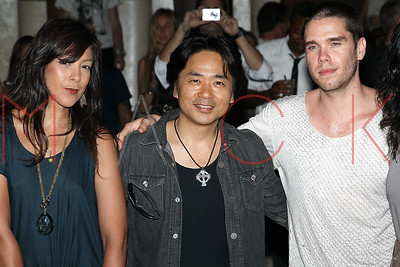 NEW YORK, NY - JULY 18:  The U.S. launch of Junks Tokyo/Japan at Kiss & Fly on July 18, 2011 in New York City.