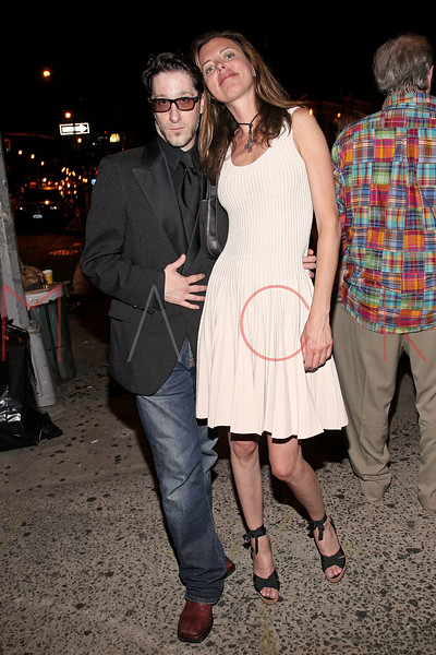 NEW YORK, NY - JULY 07:  Jae Benjamin and Karen Kieselstein-Cord attend Noel Ashman's birthday party at Five on July 7, 2011 in New York City.  (Photo by Steve Mack/S.D. Mack Pictures) *** Local Caption *** Jae Benjamin; Karen Kieselstein-Cord