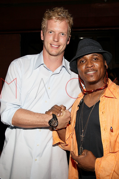NEW YORK, NY - JULY 07:  Quarterback for the Tennessee Titans Chris Simms and recording artist Justice attend Noel Ashman's birthday party at Five on July 7, 2011 in New York City.  (Photo by Steve Mack/S.D. Mack Pictures) *** Local Caption *** Chris Simms; Justice