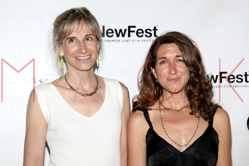 NewFest world premiere of ONE NIGHT STAND, New York, USA