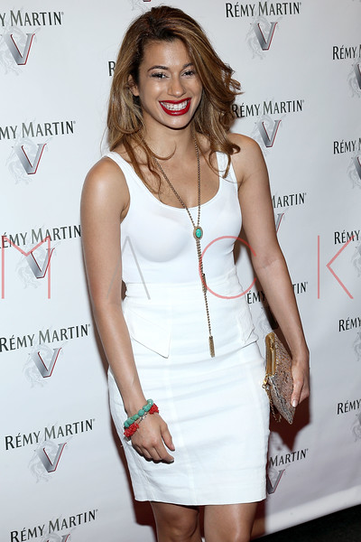 NEW YORK, NY - JULY 12:  Angelique Zambrana attends Remy Martin V Official launch party at Lavo NYC on July 12, 2011 in New York City.  (Photo by Steve Mack/S.D. Mack Pictures) *** Local Caption *** Angelique Zambrana