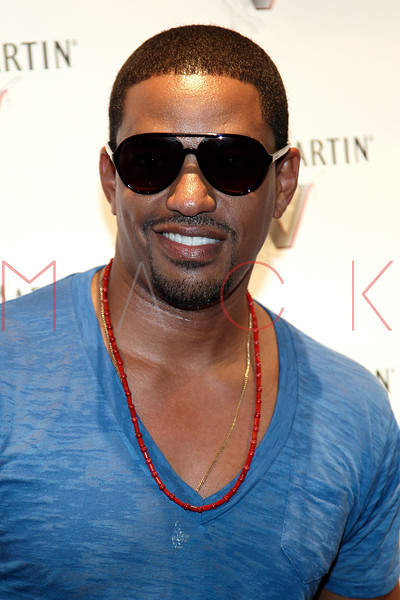 NEW YORK, NY - JULY 12:  Laz Alonso attends Remy Martin V Official launch party at Lavo NYC on July 12, 2011 in New York City.  (Photo by Steve Mack/S.D. Mack Pictures) *** Local Caption *** Laz Alonso