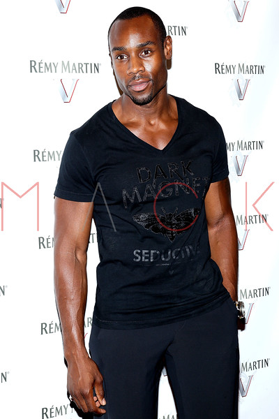 NEW YORK, NY - JULY 12:  Valence Thomas attends Remy Martin V Official launch party at Lavo NYC on July 12, 2011 in New York City.  (Photo by Steve Mack/S.D. Mack Pictures) *** Local Caption *** Valence Thomas