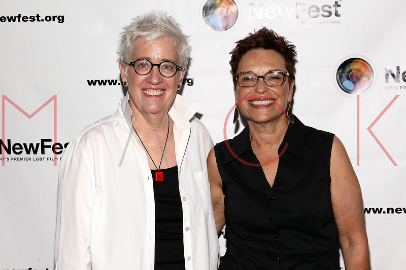 "NEW YORK, NY - JULY 22:  Co-directors Bobbie Birleffi and Beverly Kopf attend the screening of ""Wish Me Away"" at the SVA Theater on July 22, 2011 in New York City.  (Photo by Steve Mack/S.D. Mack Pictures) *** Local Caption *** Bobbie Birleffi; Beverly Kopf"