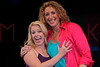 """Melissa Joan Hart, Lucy Devito, Ashley Austin Morris, And Anita Gillette Visit """"The Judy Show - My Life As A Sitcom"""", Brooklyn, USA"""
