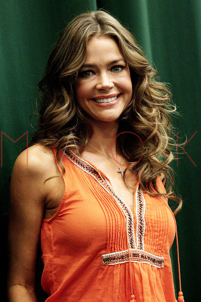 "Denise Richards, promotes new book ""The Real Girl Next Door"", New York, USA"