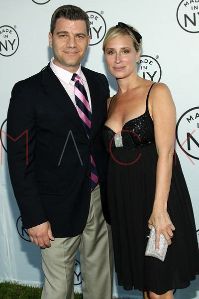 NEW YORK, NY - JUNE 06:  Tom Murro and Sonja Morgan attend the 6th annual Made In NY awards at Gracie Mansion on June 6, 2011 in New York City.  (Photo by Steve Mack/S.D. Mack Pictures) *** Local Caption *** Tom Murro; Sonja Morgan