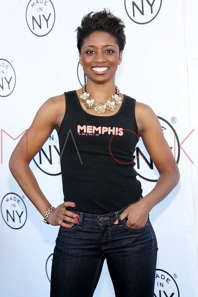NEW YORK, NY - JUNE 06:  Montego Glover attends the 6th annual Made In NY awards at Gracie Mansion on June 6, 2011 in New York City.  (Photo by Steve Mack/S.D. Mack Pictures) *** Local Caption *** Montego Glover