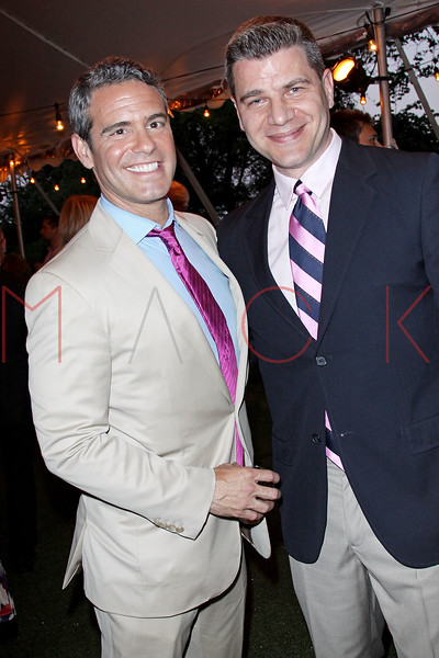 NEW YORK, NY - JUNE 06:  Tom Murro and Andy Cohen attend the 6th annual Made In NY awards at Gracie Mansion on June 6, 2011 in New York City.  (Photo by Steve Mack/S.D. Mack Pictures) *** Local Caption *** Tom Murro; Andy Cohen