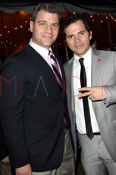 NEW YORK, NY - JUNE 06:  Tom Murro and John Leguizamo attend the 6th annual Made In NY awards at Gracie Mansion on June 6, 2011 in New York City.  (Photo by Steve Mack/S.D. Mack Pictures) *** Local Caption *** Tom Murro; John Leguizamo