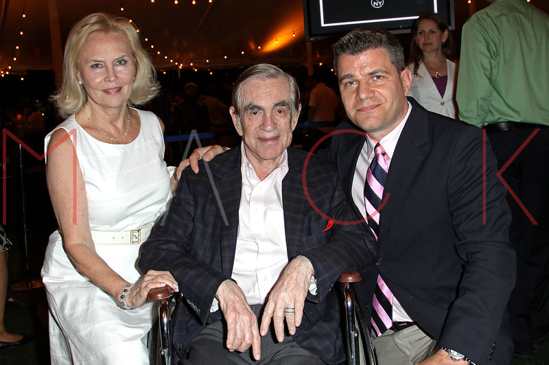 NEW YORK, NY - JUNE 06:  Cornelia Bregman, Martin Bregman and Tom Murro attend the 6th annual Made In NY awards at Gracie Mansion on June 6, 2011 in New York City.  (Photo by Steve Mack/S.D. Mack Pictures) *** Local Caption *** Cornelia Bregman; Martin Bregman; Tom Murro