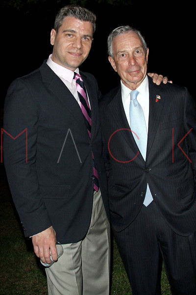 NEW YORK, NY - JUNE 06:  Tom Murro and New York City Mayor Michael Bloomberg attends the 6th annual Made In NY awards at Gracie Mansion on June 6, 2011 in New York City.  (Photo by Steve Mack/S.D. Mack Pictures) *** Local Caption *** Tom Murro; Michael Bloomberg