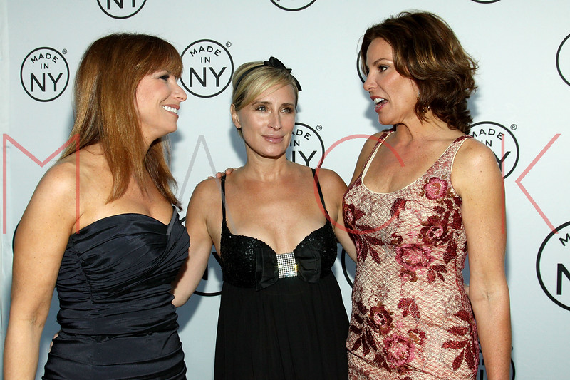 NEW YORK, NY - JUNE 06:  Jill Zarin, Sonja Morgan and Countess LuAnn de Lesseps attend the 6th annual Made In NY awards at Gracie Mansion on June 6, 2011 in New York City.  (Photo by Steve Mack/S.D. Mack Pictures) *** Local Caption *** Jill Zarin; Sonja Morgan; LuAnn de Lesseps