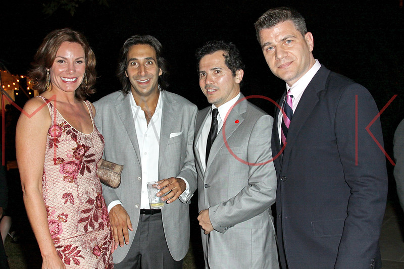 NEW YORK, NY - JUNE 06:  Countess LuAnn de Lesseps, Jacques Azoulay, John Leguizamo and Tom Murro attend the 6th annual Made In NY awards at Gracie Mansion on June 6, 2011 in New York City.  (Photo by Steve Mack/S.D. Mack Pictures) *** Local Caption *** LuAnn de Lesseps; Jacques Azoulay; John Leguizamo; Tom Murro
