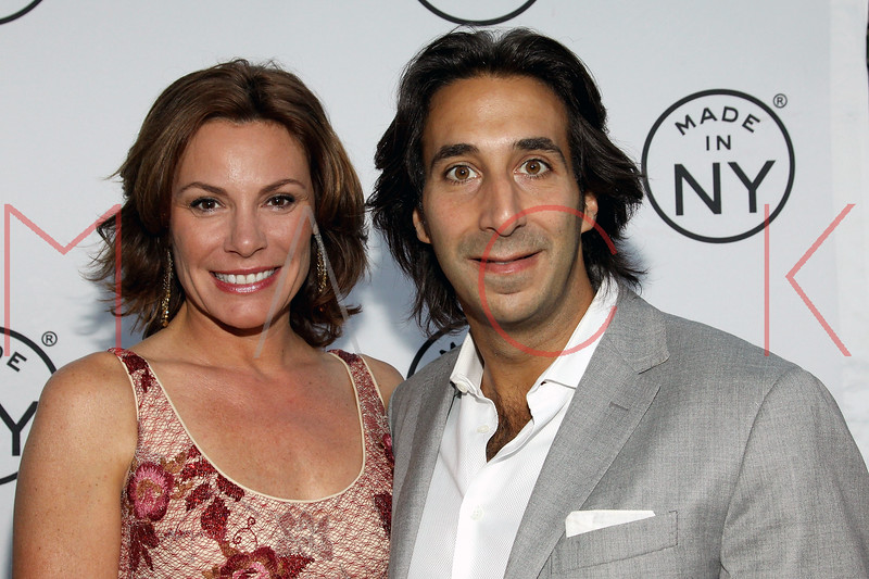 NEW YORK, NY - JUNE 06:  Countess LuAnn de Lesseps and Jacques Azoulay attend the 6th annual Made In NY awards at Gracie Mansion on June 6, 2011 in New York City.  (Photo by Steve Mack/S.D. Mack Pictures) *** Local Caption *** LuAnn de Lesseps; Jacques Azoulay