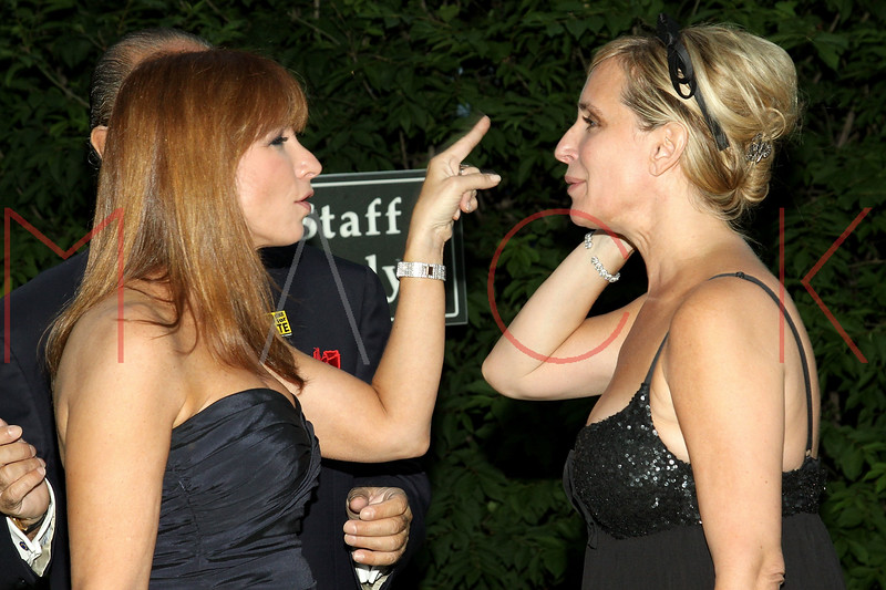 NEW YORK, NY - JUNE 06:  Jill Zarin and Sonja Morgan attend the 6th annual Made In NY awards at Gracie Mansion on June 6, 2011 in New York City.  (Photo by Steve Mack/S.D. Mack Pictures) *** Local Caption *** Jill Zarin; Sonja Morgan