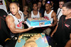NEW YORK, NY - JUNE 24:  Atmosphere (birthday cake) at Angelina Pivarnick's Birthday Celebration at The Lott on June 24, 2011 in New York City.  (Photo by Steve Mack/S.D. Mack Pictures)