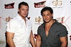 NEW YORK, NY - JUNE 24:  Corey Weight and Emilio Masella attend Angelina Pivarnick's Birthday Celebration at The Lott on June 24, 2011 in New York City.  (Photo by Steve Mack/S.D. Mack Pictures) *** Local Caption *** Corey Weight; Emilio Masella