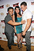 NEW YORK, NY - JUNE 24:  Emilio Masella, Angelina Pivarnick and Corey Weight attend Angelina Pivarnick's Birthday Celebration at The Lott on June 24, 2011 in New York City.  (Photo by Steve Mack/S.D. Mack Pictures) *** Local Caption *** Emilio Masella; Angelina Pivarnick; Corey Weight