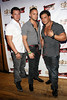 NEW YORK, NY - JUNE 24:  Corey Weight, Michael Tavarez and Emilio Masella attend Angelina Pivarnick's Birthday Celebration at The Lott on June 24, 2011 in New York City.  (Photo by Steve Mack/S.D. Mack Pictures) *** Local Caption *** Corey Weight; Michael Tavarez; Emilio Masella