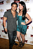 NEW YORK, NY - JUNE 24:  Emilio Masella and Angelina Pivarnick attend Angelina Pivarnick's Birthday Celebration at The Lott on June 24, 2011 in New York City.  (Photo by Steve Mack/S.D. Mack Pictures) *** Local Caption *** Emilio Masella; Angelina Pivarnick