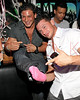 NEW YORK, NY - JUNE 24:  Emilio Masella and Corey Weight attend Angelina Pivarnick's Birthday Celebration at The Lott on June 24, 2011 in New York City.  (Photo by Steve Mack/S.D. Mack Pictures) *** Local Caption *** Emilio Masella; Corey Weight