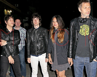 NEW YORK, NY - JUNE 23:  The after party for the Beady Eye concert at Norwood on June 23, 2011 in New York City.