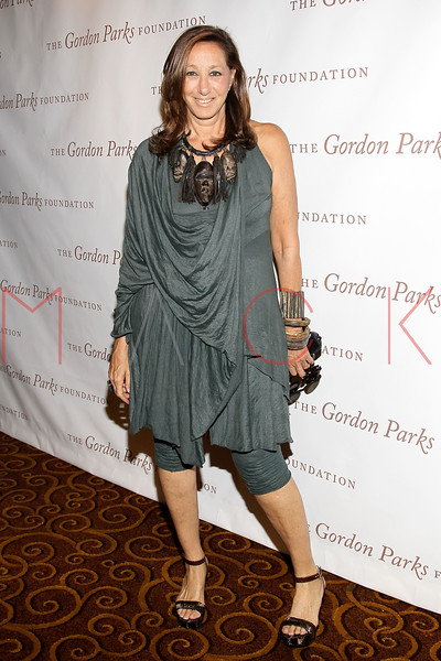 New York - June 01: Donna Karan in attendance at The Gordon Parks Foundation Awards Dinner and Auction at Gotham Hall on Wednesday, June 1, 2011 in New York, NY.  (Photo by Steve Mack/S.D. Mack Pictures)