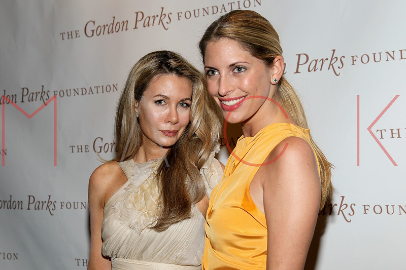 New York - June 01: Julia Moore, Valerie Boster in attendance at The Gordon Parks Foundation Awards Dinner and Auction at Gotham Hall on Wednesday, June 1, 2011 in New York, NY.  (Photo by Steve Mack/S.D. Mack Pictures)