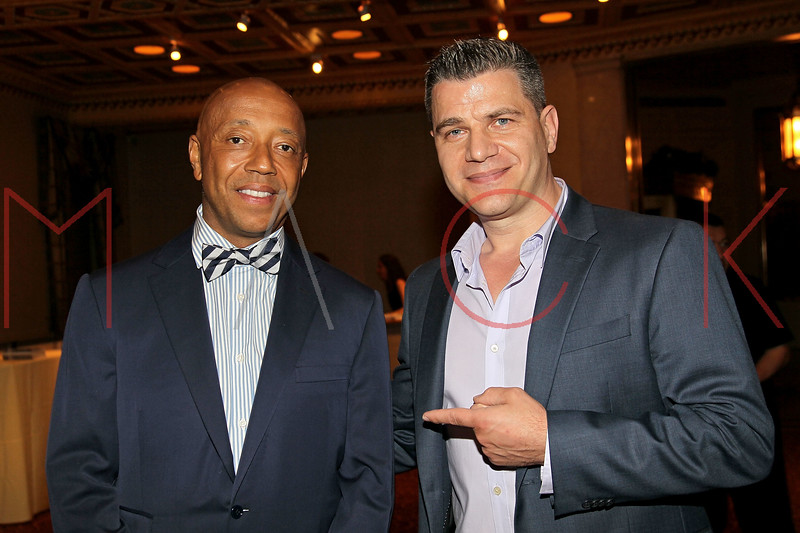 New York - June 01: Russell Simmons, Tom Murro in attendance at The Gordon Parks Foundation Awards Dinner and Auction at Gotham Hall on Wednesday, June 1, 2011 in New York, NY.  (Photo by Steve Mack/S.D. Mack Pictures)