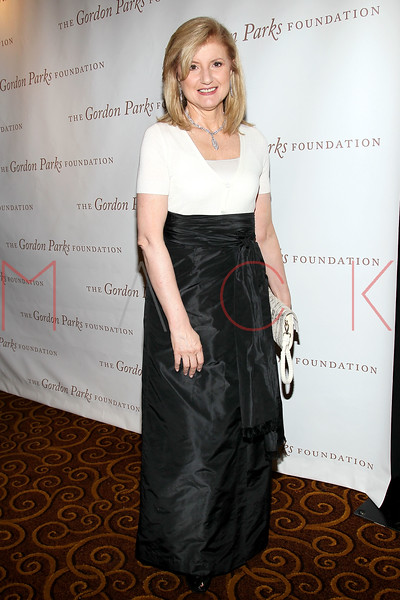 New York - June 01: Arianna Huffington in attendance at The Gordon Parks Foundation Awards Dinner and Auction at Gotham Hall on Wednesday, June 1, 2011 in New York, NY.  (Photo by Steve Mack/S.D. Mack Pictures)