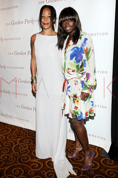 New York - June 01: Maggie Betts, Dee Poku in attendance at The Gordon Parks Foundation Awards Dinner and Auction at Gotham Hall on Wednesday, June 1, 2011 in New York, NY.  (Photo by Steve Mack/S.D. Mack Pictures)