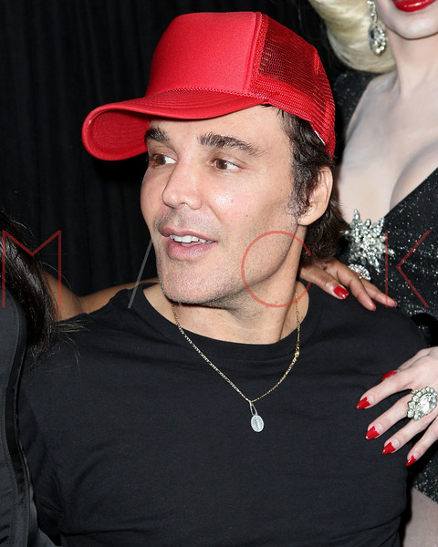 NEW YORK, NY - JUNE 11:  Photographer David LaChapelle visits Club 57 at Providence on June 11, 2011 in New York City.  (Photo by Steve Mack/S.D. Mack Pictures) *** Local Caption *** David LaChapelle