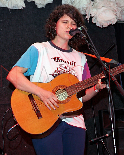NEW YORK, NY - JUNE 19:  Blair performs during the 2011 Northside Music Festival at The Glasslands Gallery on June 19, 2011 in New York City.  (Photo by Steve Mack/S.D. Mack Pictures) *** Local Caption *** Blair
