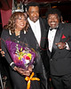NEW YORK, NY - JUNE 14:  (L-R) Martha Reeves, Dennis Edwards and Percy Sledge attend the 2011 SummerStage gala at Roseland Ballroom on June 14, 2011 in New York City.  (Photo by Steve Mack/S.D. Mack Pictures) *** Local Caption *** Martha Reeves; Dennis Edwards; Percy Sledge