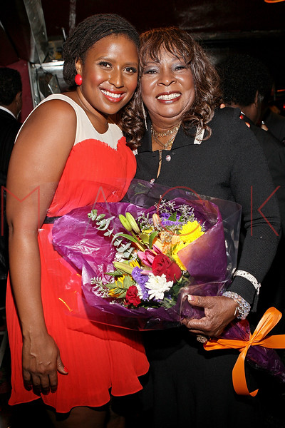 NEW YORK, NY - JUNE 14:  (L-R) Deva Mahal and Martha Reeves attend the 2011 SummerStage gala at Roseland Ballroom on June 14, 2011 in New York City.  (Photo by Steve Mack/S.D. Mack Pictures) *** Local Caption *** Deva Mahal; Martha Reeves