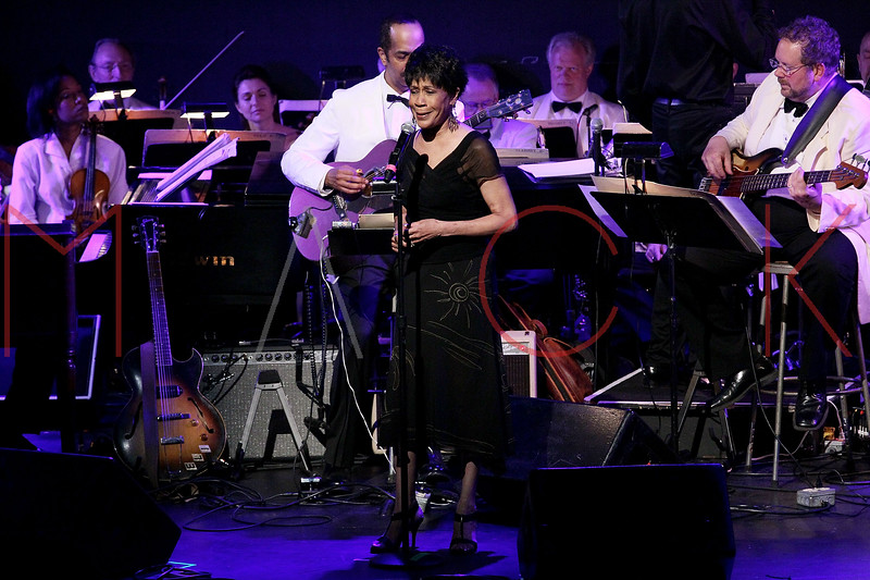 NEW YORK, NY - JUNE 14:  Bettye Lavette performs on stage at the 2011 SummerStage gala at Roseland Ballroom on June 14, 2011 in New York City.  (Photo by Steve Mack/S.D. Mack Pictures) *** Local Caption *** Bettye Lavette