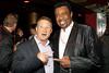 NEW YORK, NY - JUNE 14:  David Barse and Percy Sledge attend the 2011 SummerStage gala at Roseland Ballroom on June 14, 2011 in New York City.  (Photo by Steve Mack/S.D. Mack Pictures) *** Local Caption *** David Barse; Percy Sledge