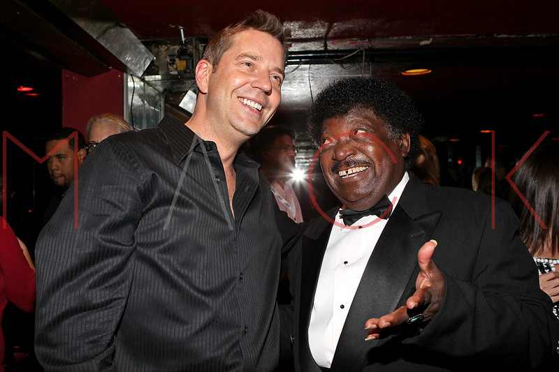 NEW YORK, NY - JUNE 14:  (L-R) Steven Reineke and Percy Sledge attend the 2011 SummerStage gala at Roseland Ballroom on June 14, 2011 in New York City.  (Photo by Steve Mack/S.D. Mack Pictures) *** Local Caption *** Steven Reineke; Percy Sledge