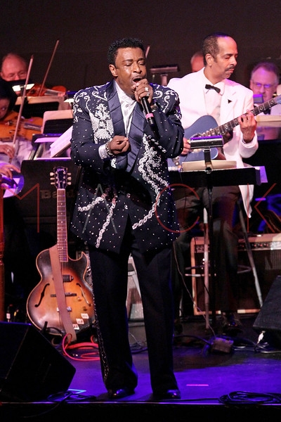 NEW YORK, NY - JUNE 14:  Dennis Edwards performs on stage at the 2011 SummerStage gala at Roseland Ballroom on June 14, 2011 in New York City.  (Photo by Steve Mack/S.D. Mack Pictures) *** Local Caption *** Dennis Edwards