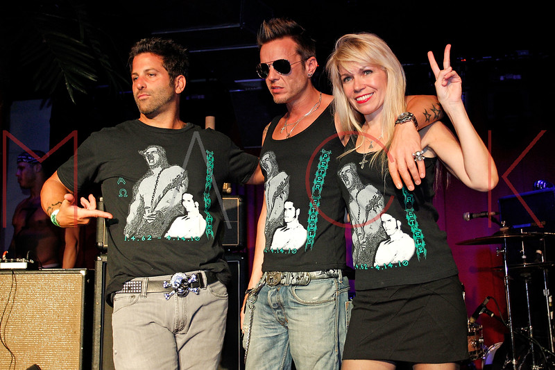 NEW YORK, NY - JUNE 30:  James Zoleo, Jamie McCarthy and Roberta Thompson attend the WICKED Threads fashion show at Sullivan Hall on June 30, 2011 in New York City.  (Photo by Steve Mack/S.D. Mack Pictures) *** Local Caption *** James Zoleo; Jamie McCarthy; Roberta Thompson