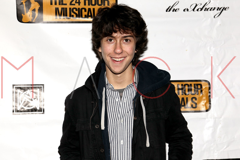 NEW YORK, NY - MARCH 07:  Nate Wolff attends the after party following the 2011 24 Hour Musicals at The National Arts Club on March 7, 2011 in New York City.  (Photo by Steve Mack/S.D. Mack Pictures) *** Local Caption *** Nate Wolff