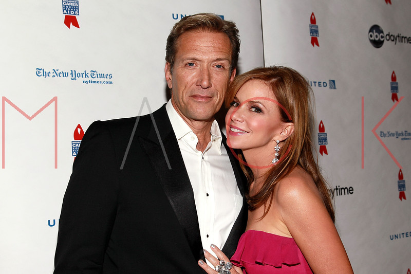 NEW YORK, NY - MARCH 13:  Walt Willey and Bobbie Eakes attend the 7th Annual ABC & SOAPnet Salute Broadway Cares/Equity Fights Aids Benefit closing celebration at The New York Marriott Marquis on March 13, 2011 in New York City.  (Photo by Steve Mack/S.D. Mack Pictures) *** Local Caption *** Walt Willey; Bobbie Eakes