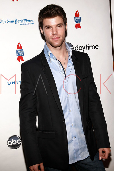NEW YORK, NY - MARCH 13:  Nic Robuck attends the 7th Annual ABC & SOAPnet Salute Broadway Cares/Equity Fights Aids Benefit closing celebration at The New York Marriott Marquis on March 13, 2011 in New York City.  (Photo by Steve Mack/S.D. Mack Pictures) *** Local Caption *** Nic Robuck
