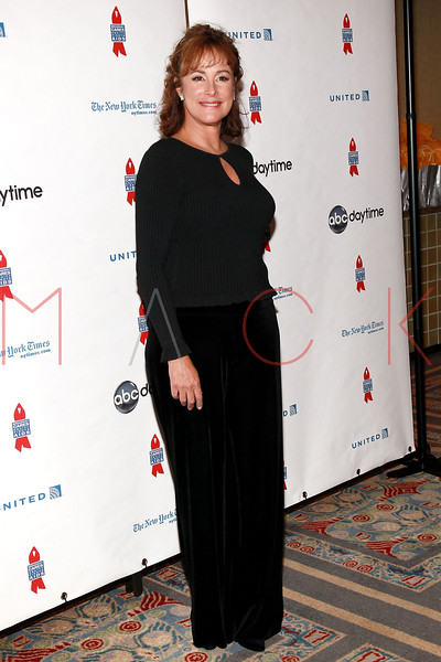 NEW YORK, NY - MARCH 13:  Hillary B. Smith attends the 7th Annual ABC & SOAPnet Salute Broadway Cares/Equity Fights Aids Benefit closing celebration at The New York Marriott Marquis on March 13, 2011 in New York City.  (Photo by Steve Mack/S.D. Mack Pictures) *** Local Caption *** Hillary B. Smith