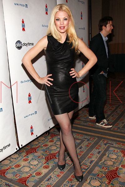 NEW YORK, NY - MARCH 13:  Bree Williamson attends the 7th Annual ABC & SOAPnet Salute Broadway Cares/Equity Fights Aids Benefit closing celebration at The New York Marriott Marquis on March 13, 2011 in New York City.  (Photo by Steve Mack/S.D. Mack Pictures) *** Local Caption *** Bree Williamson