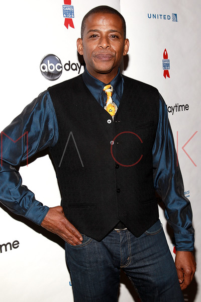 NEW YORK, NY - MARCH 13:  Darnell Williams attends the 7th Annual ABC & SOAPnet Salute Broadway Cares/Equity Fights Aids Benefit closing celebration at The New York Marriott Marquis on March 13, 2011 in New York City.  (Photo by Steve Mack/S.D. Mack Pictures) *** Local Caption *** Darnell Williams