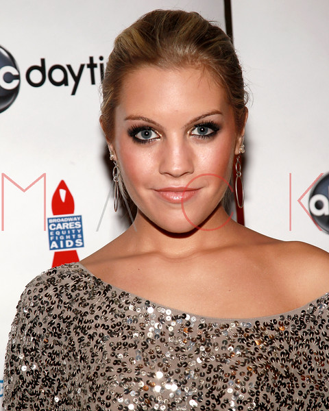 NEW YORK, NY - MARCH 13:  Kristen Alderson attends the 7th Annual ABC & SOAPnet Salute Broadway Cares/Equity Fights Aids Benefit closing celebration at The New York Marriott Marquis on March 13, 2011 in New York City.  (Photo by Steve Mack/S.D. Mack Pictures) *** Local Caption *** Kristen Alderson