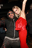 NEW YORK, NY - MARCH 24:  Street artist Thierry Guetta AKA Mr. Brainwash and fashion designer Alexa Winner attend designer Alexa Winner's birthday Party at The Chelsea Room on March 24, 2011 in New York City.  (Photo by Steve Mack/S.D. Mack Pictures) *** Local Caption *** Thierry Guetta; Alexa Winner