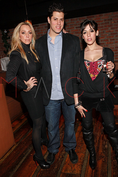 NEW YORK, NY - MARCH 24:  Anna Rothschild, Jeff Krauss and Aesha Waks attend designer Alexa Winner's birthday Party at The Chelsea Room on March 24, 2011 in New York City.  (Photo by Steve Mack/S.D. Mack Pictures) *** Local Caption *** Anna Rothschild; Jeff Krauss; Aesha Waks